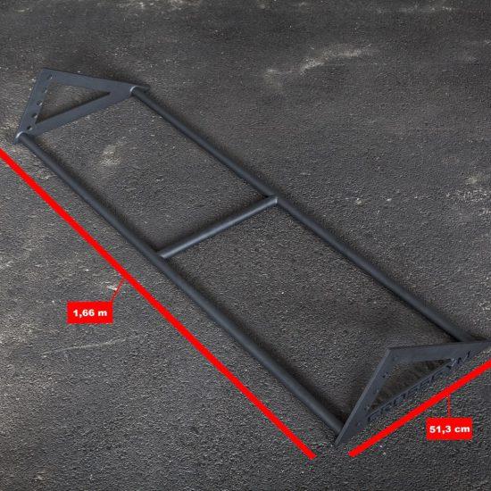 FWXA-09 Перекладина треугольная 1,66 м